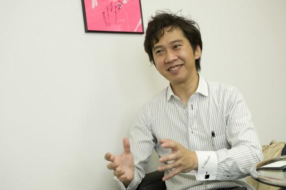 竹本さんです
