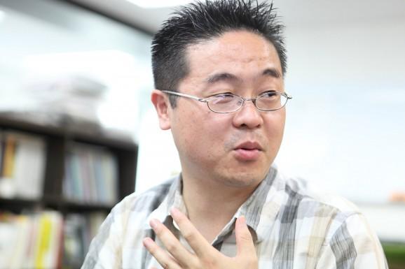 田中さんです