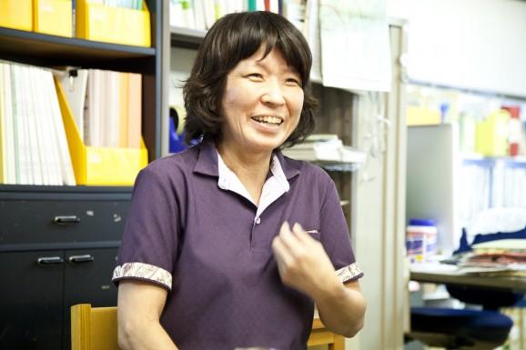池田さんです