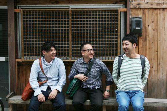 大阪・東京から足を運ぶ大人スタッフ。