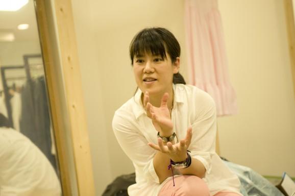 山内澄香さんです