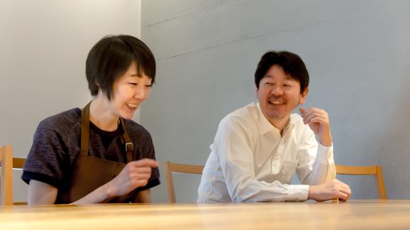 虎島さんと奥田さん
